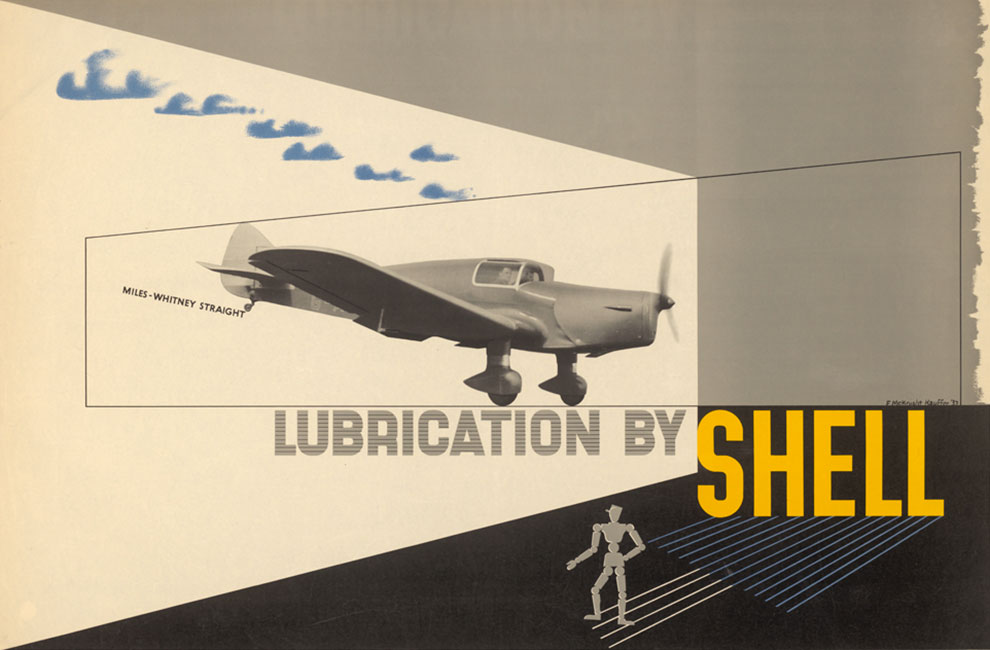 Edward-McKnight-Kauffer-affiche-lubrication-shell
