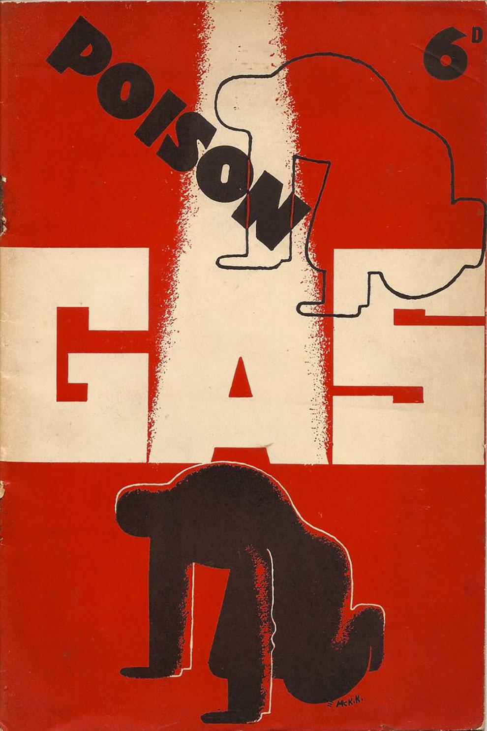 Edward-McKnight-Kauffer-poison-gas