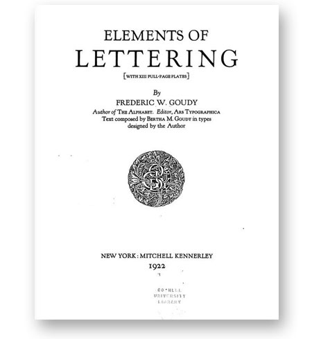 Elements-of-lettering-Frederic-W-Goudy-bibliotheque-index-grafik