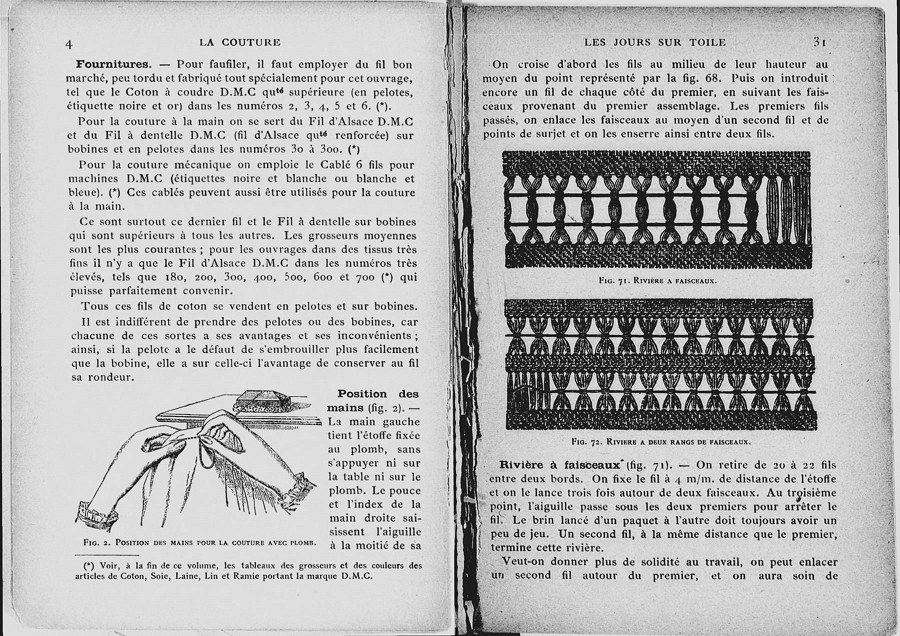 Encyclopédie des ouvrages de dames – Thérèse de Dillmont