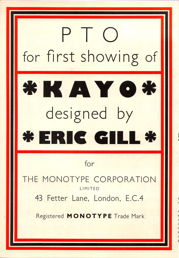 Eric-Gill-monotype-gill-kayo-specimen