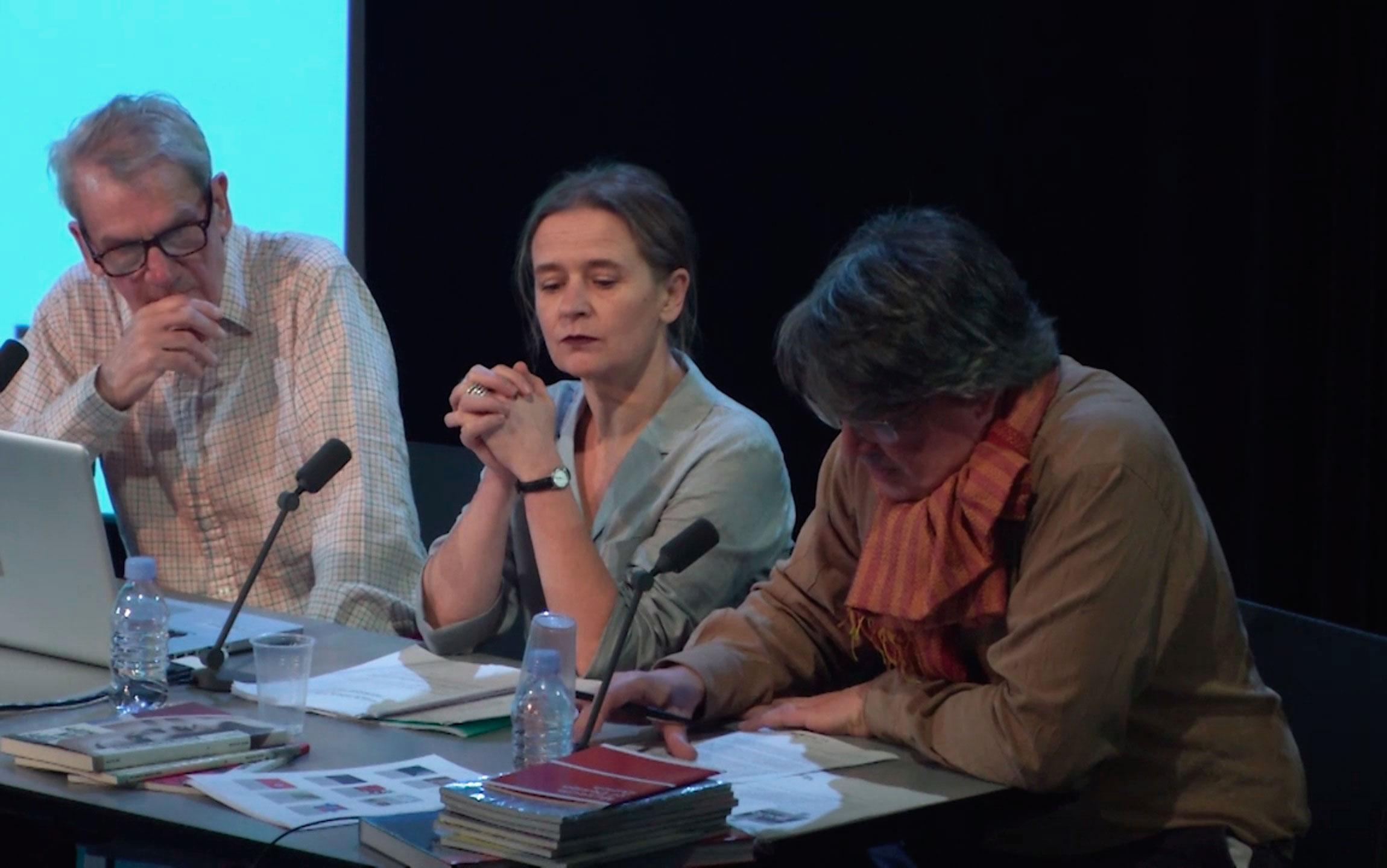 Faire-Collection-Alain-Menard-Bettina-Richter-conference-centre-pompidou