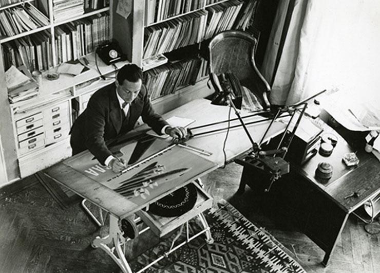 Frederic-Henri-Kay-Henrion-au-travail