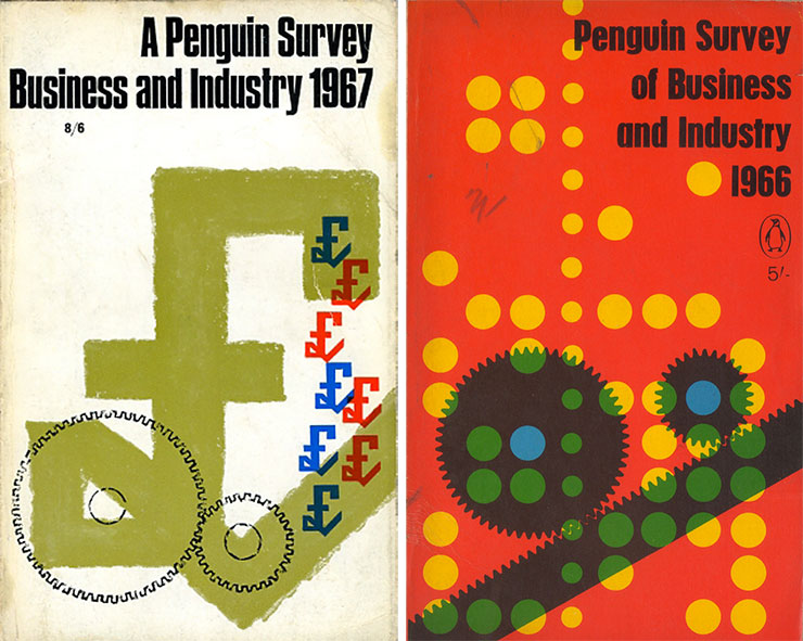 Frederic-Henri-Kay-Henrion-penguin-survey-couvertures