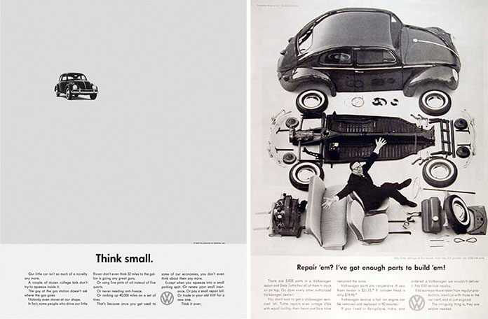 Futura-Campagne-Volkswagen-Think-small-1962