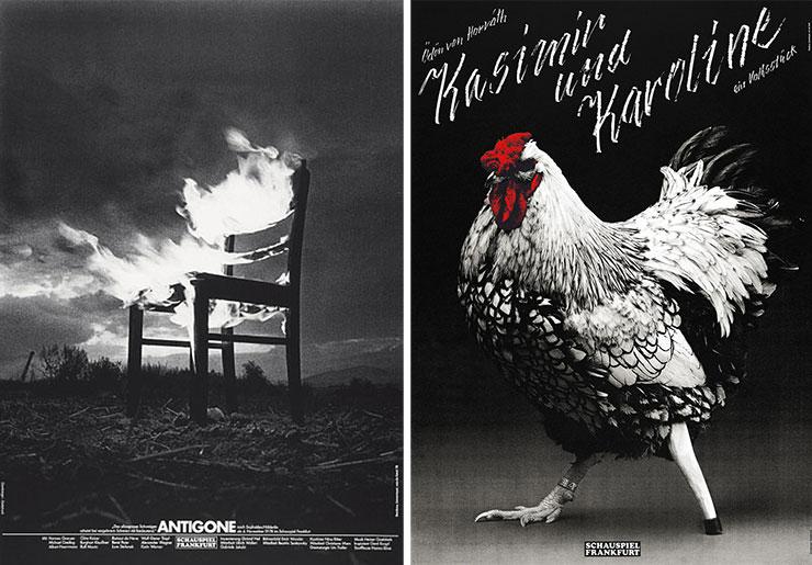 Gunter-Rambow-Schauspiel-Frankfurt-affiches