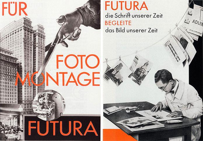 Heinrich-Jost-Fur-Fotomontage-Futura-Gebrauchsgraphik-magazine-1929-annonce
