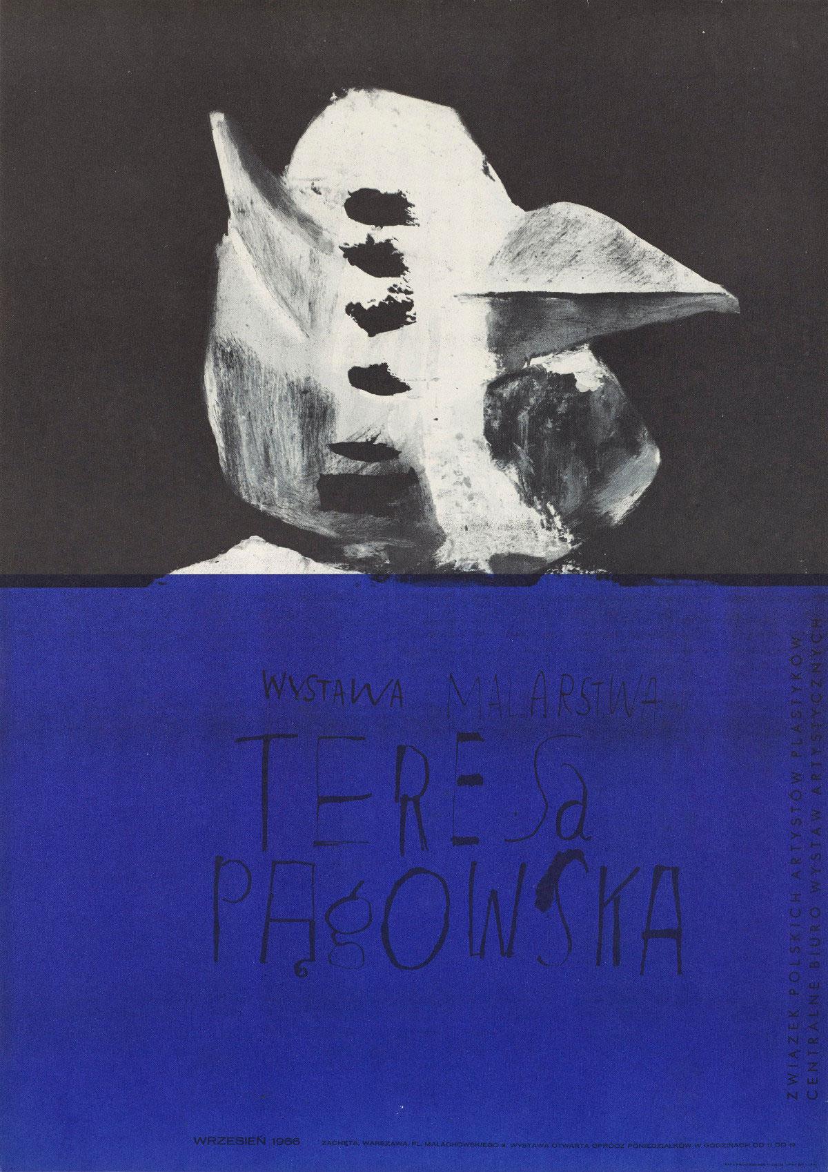 Henryk-Tomaszewski-Teresa-Pagowska-1966