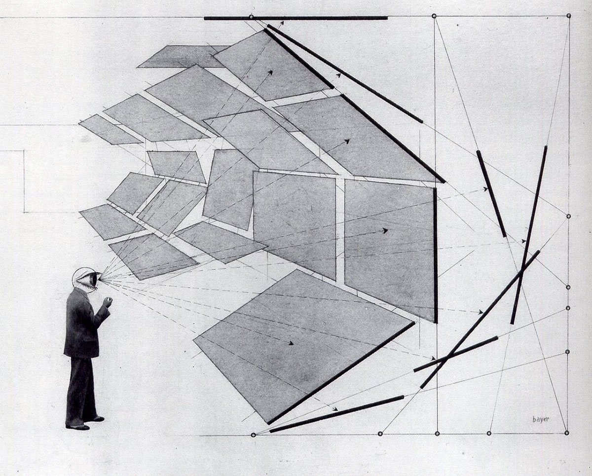 Herbert-Bayer-Diagramme-de-la-vision-etendue-1930