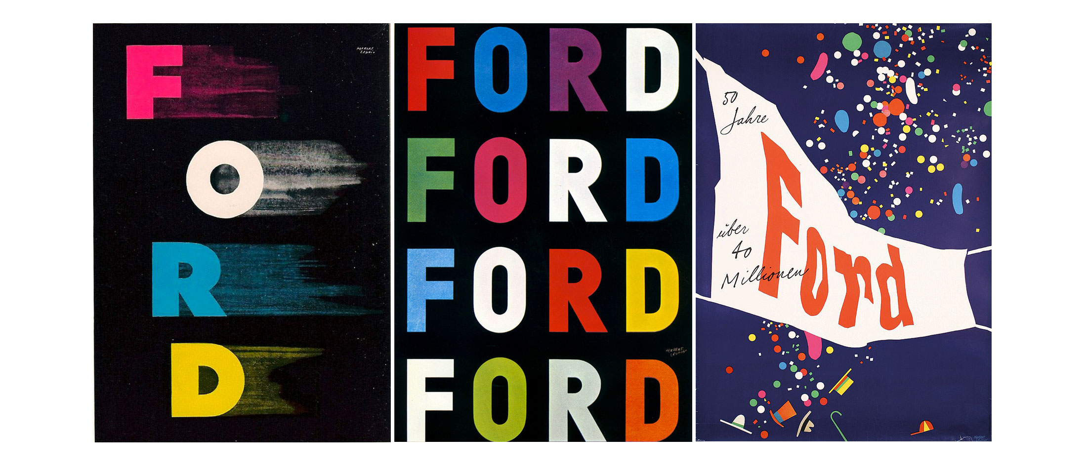 Herbert-Leupin-graphiste-CH-affiches-ford