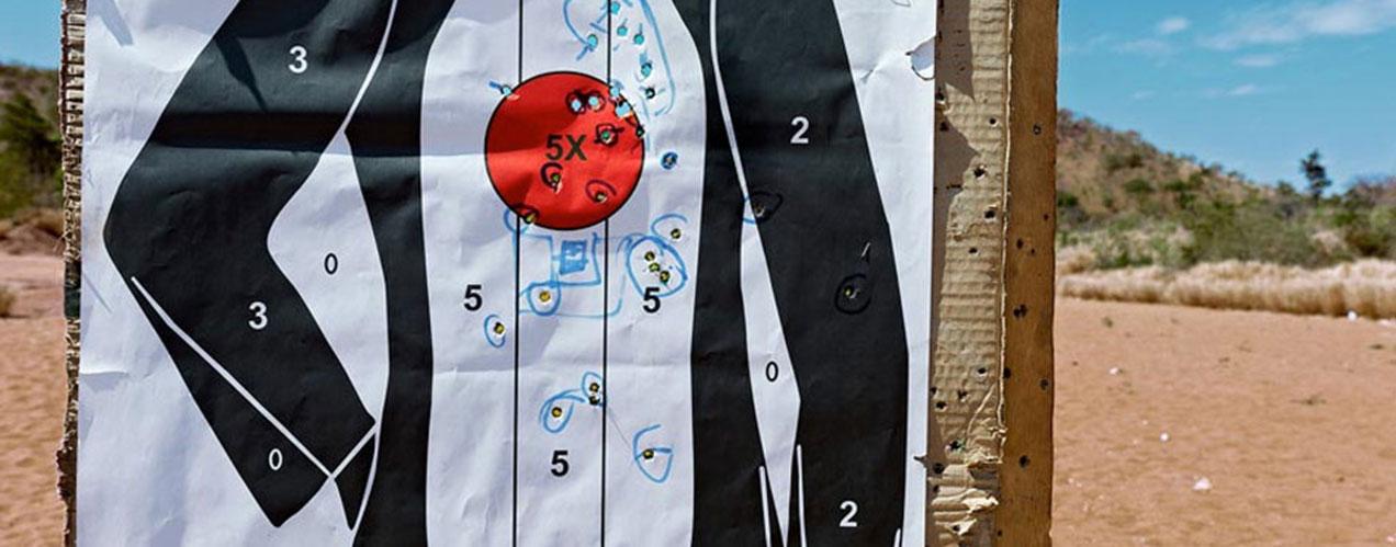 Herlinde Koelbl – Targets