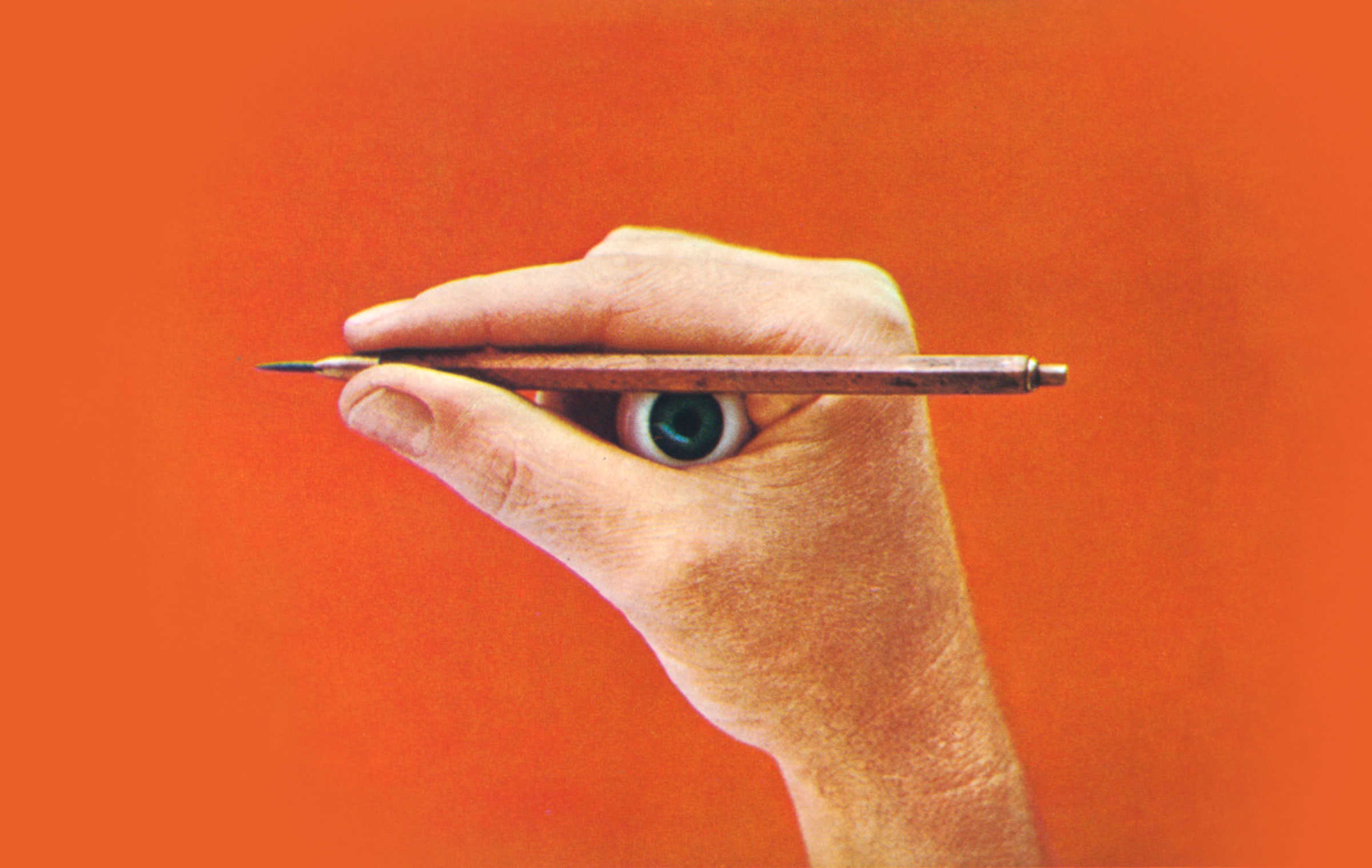 Intriguer ou le paradoxe du graphiste