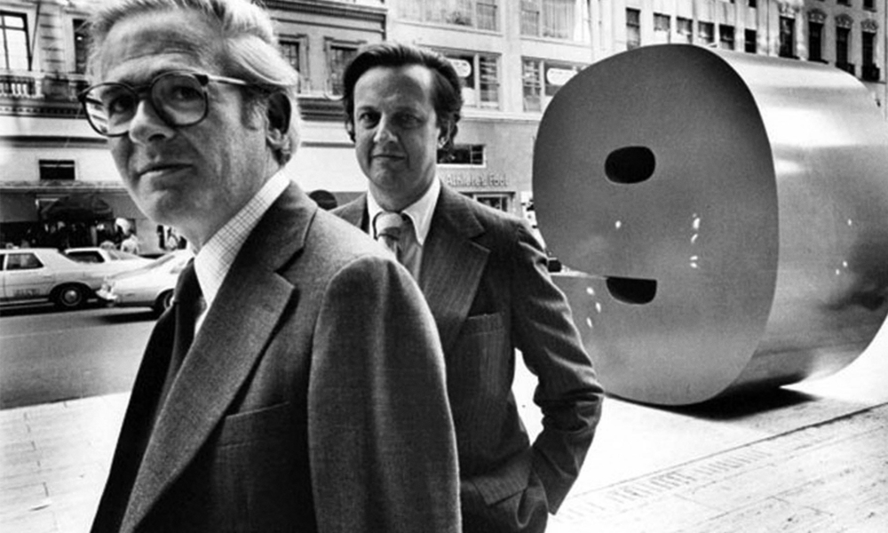 Ivan Chermayeff & Thomas Geismar