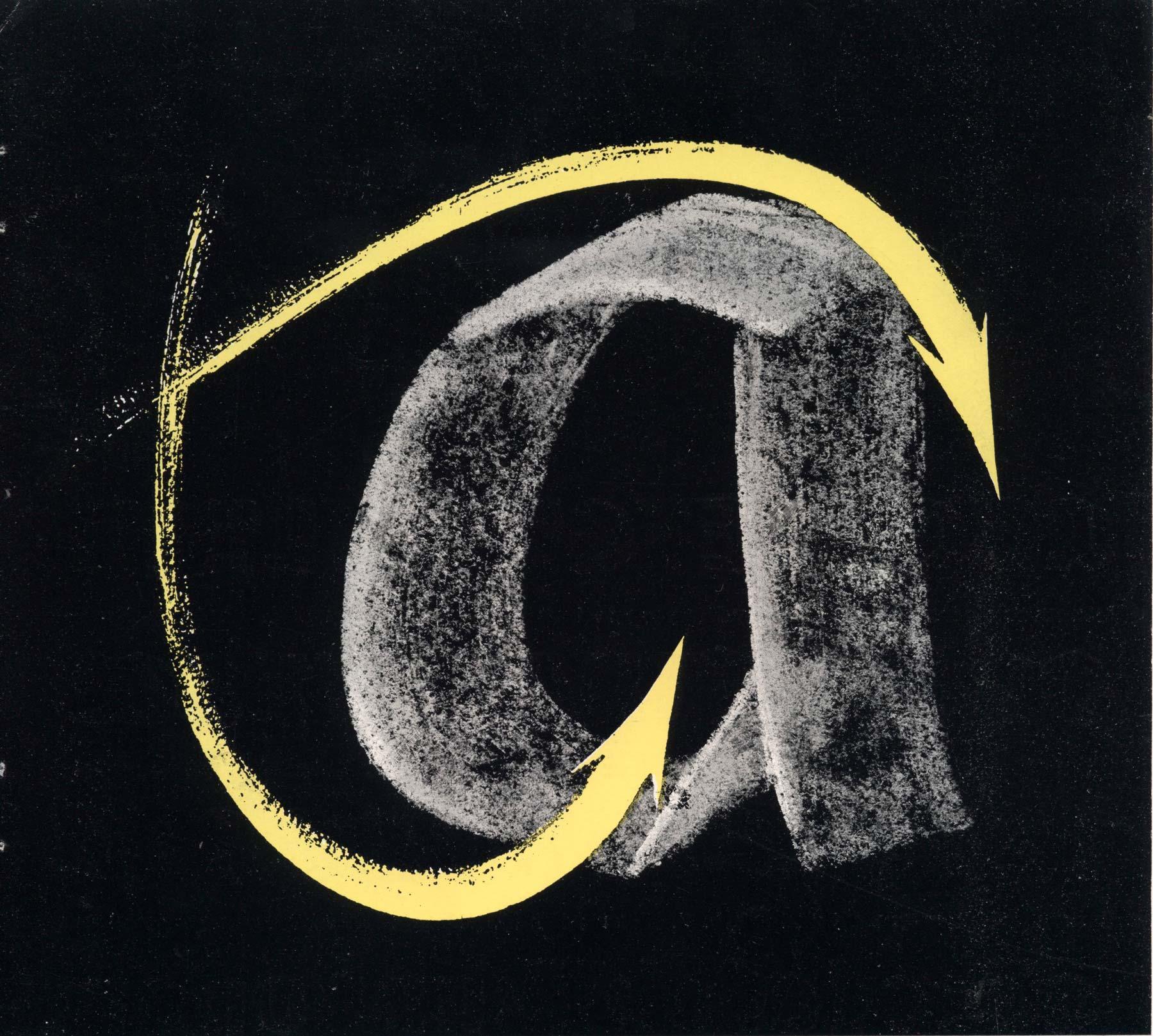 Jacno, graphiste et typographe populaire