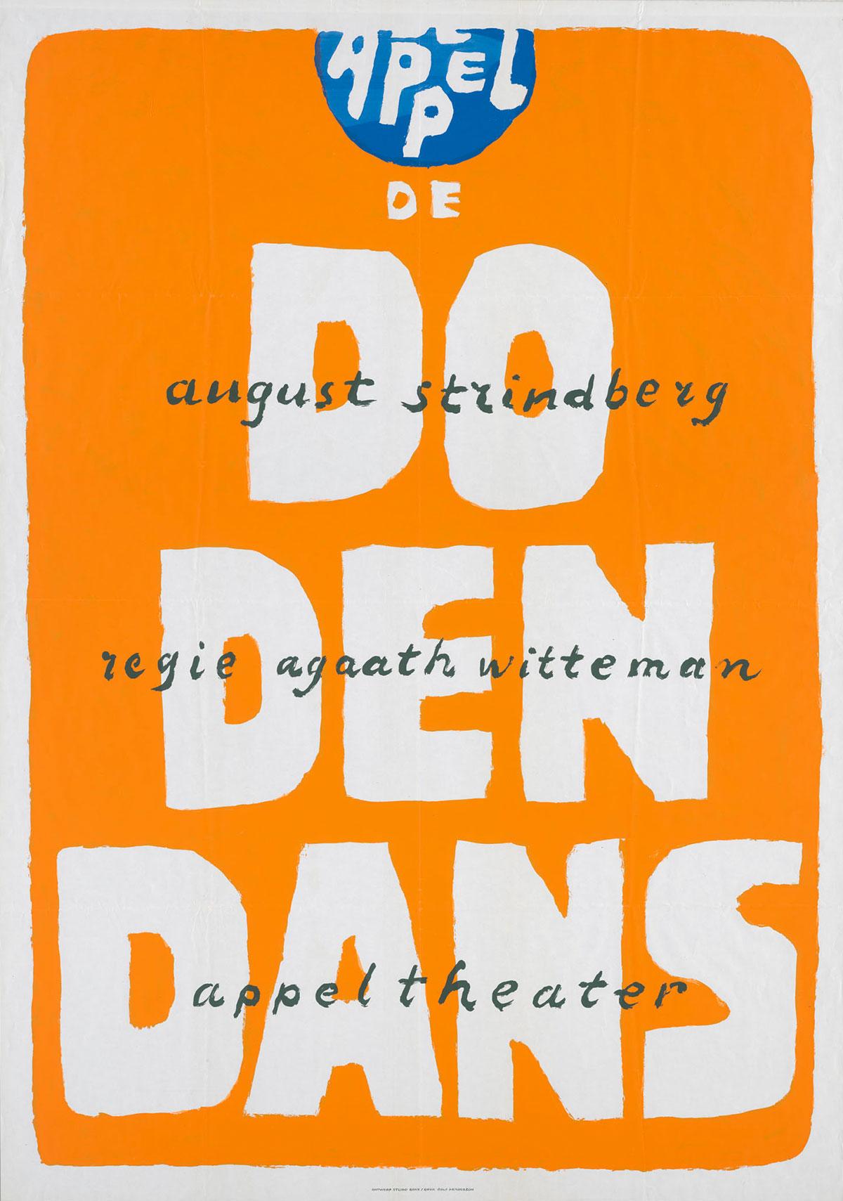 Jan-Bons-affiche-De-appel-De-dodendans-1988