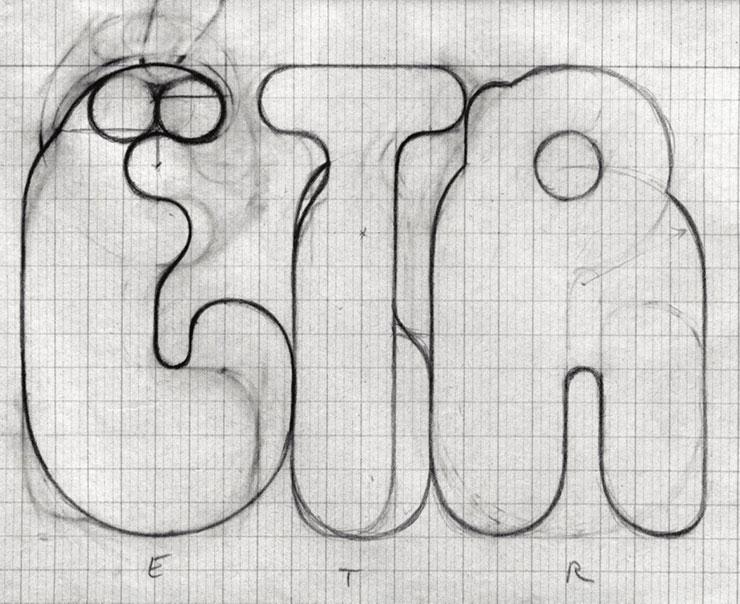Jean-Alessandrini-typographie-astronef-recherche-lettres-ETR