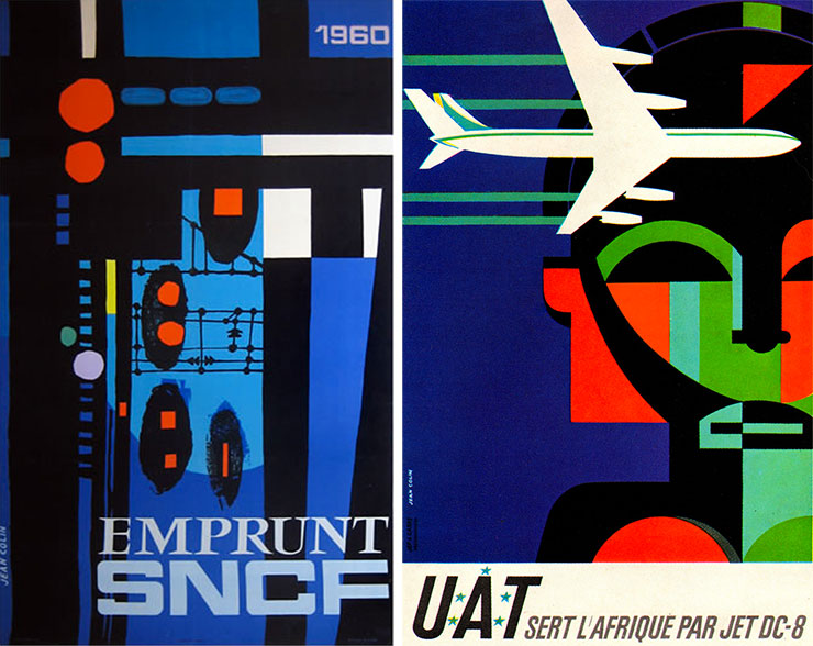 Jean-Colin-affiches-SNCF-UAT