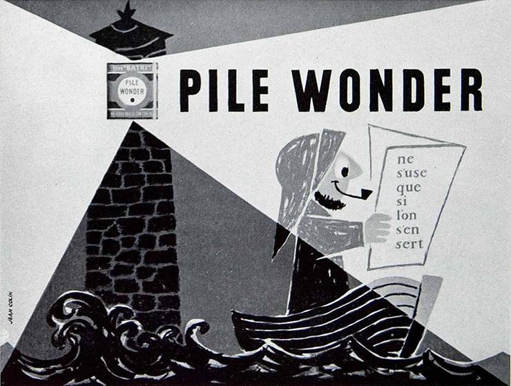 Jean-Colin-pile-wonder-affiche