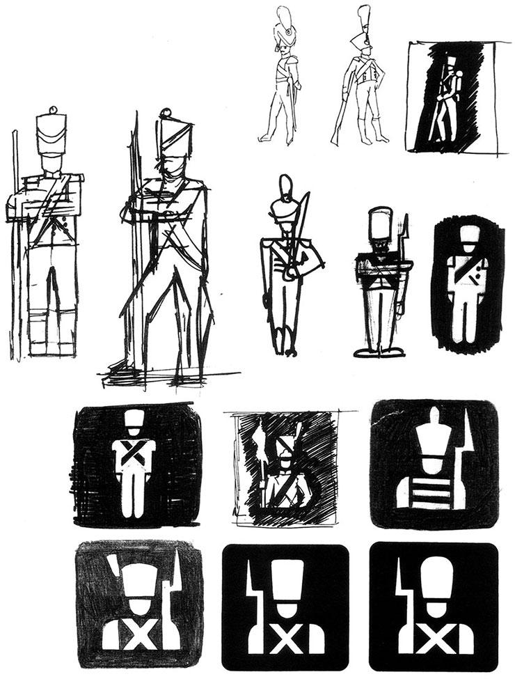 Jean-Widmer-pictogrammes-animations-touristiques-autoroutes-1972-78-recherche-croquis-portrait-index-grafik