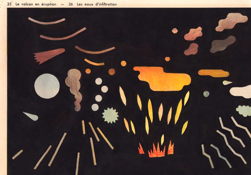 Jochen-Gerner-Le-volcan-en-eruption22-peinture