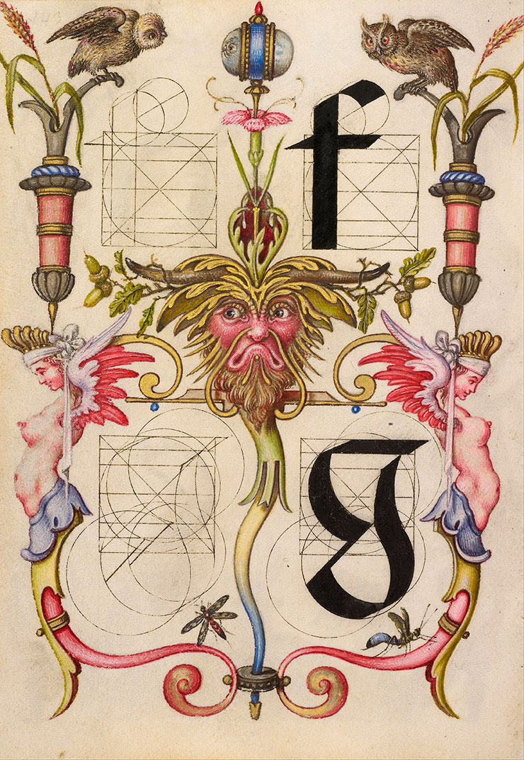 Joris-Hoefnagel-Guide-to-Constructing-the-Letters-1595-01