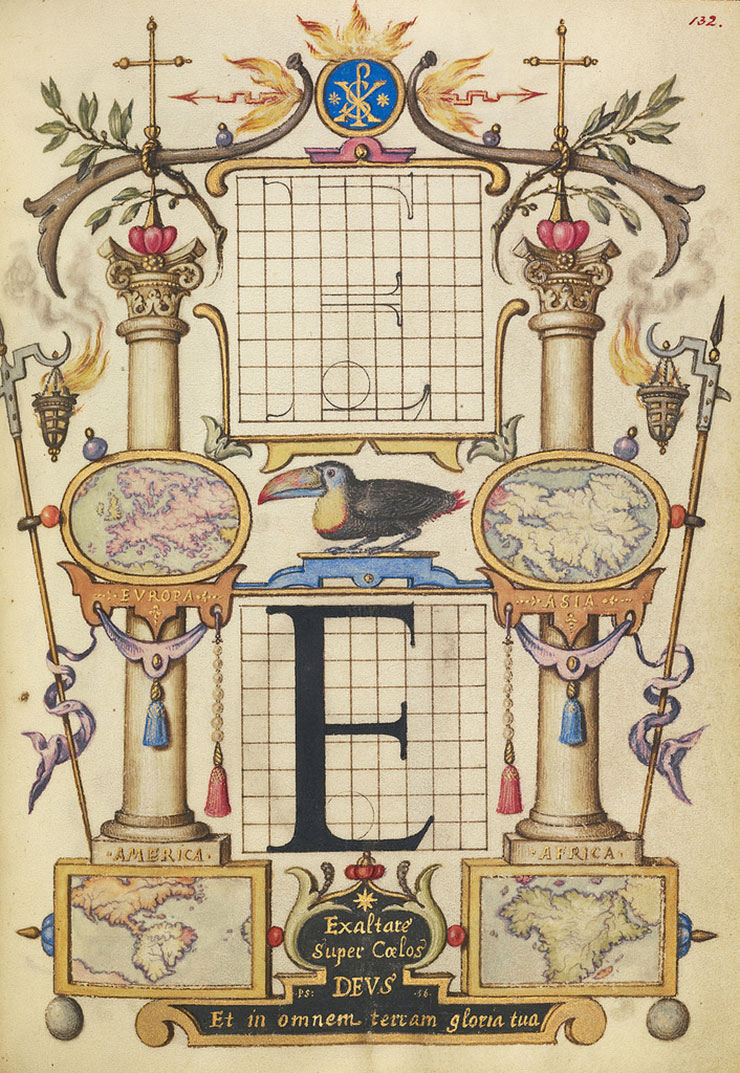 Joris-Hoefnagel-Guide-to-Constructing-the-Letters-1595-02