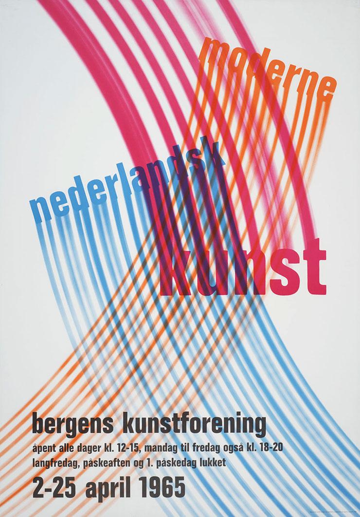 Jurriaan-Schrofer-Moderne-Nederlandsk-Kunst-Bergens-Kunstforening-1965
