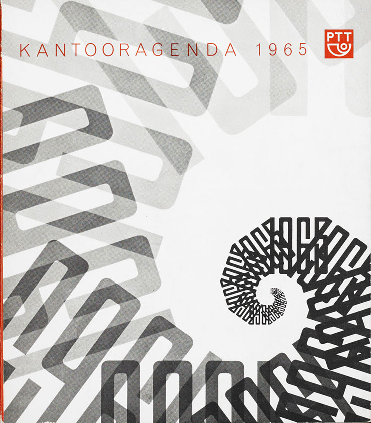 Jurriaan-Schrofer-PTT-Kantooragenda-1965