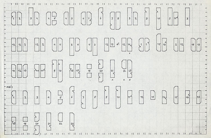 Jurriaan-Schrofer-alphabet-for-cutout-letters-1985