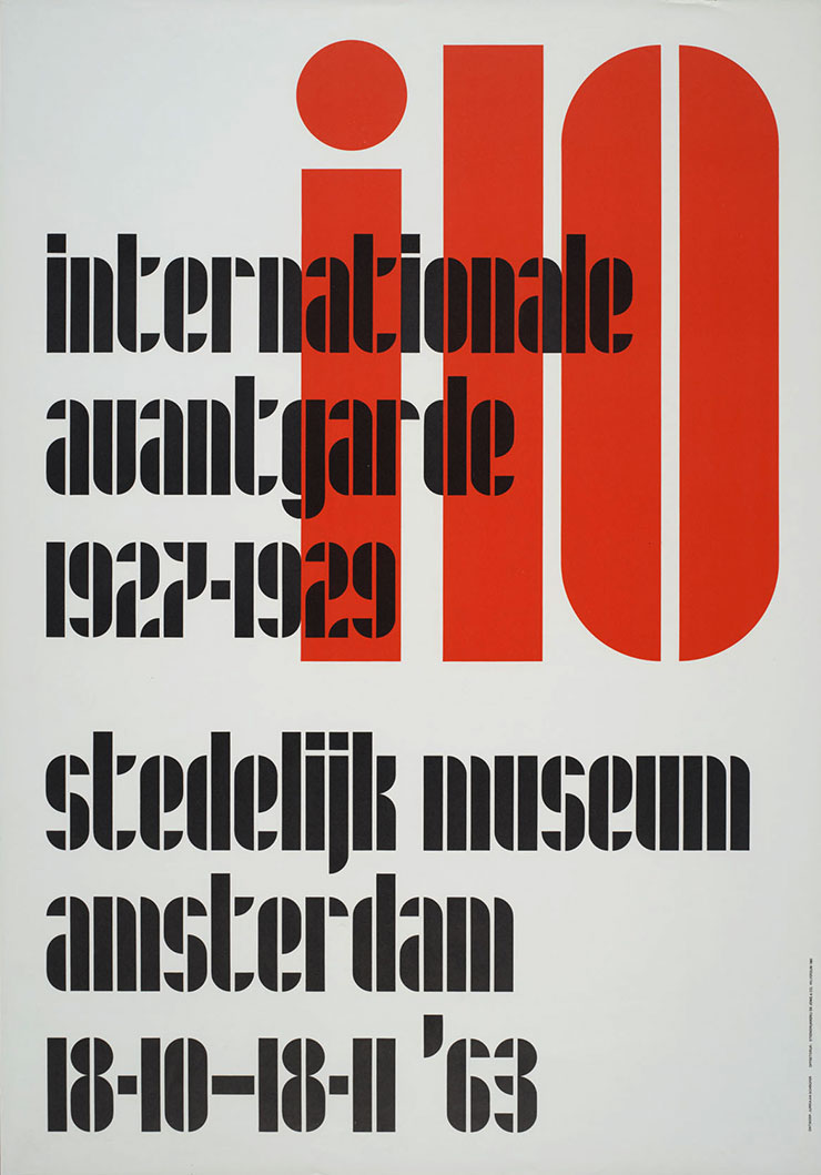 Jurriaan-Schrofer-i10-Internationale-avantgarde-1927-1929-Stedelijk-Museum-Amsterdam-1963