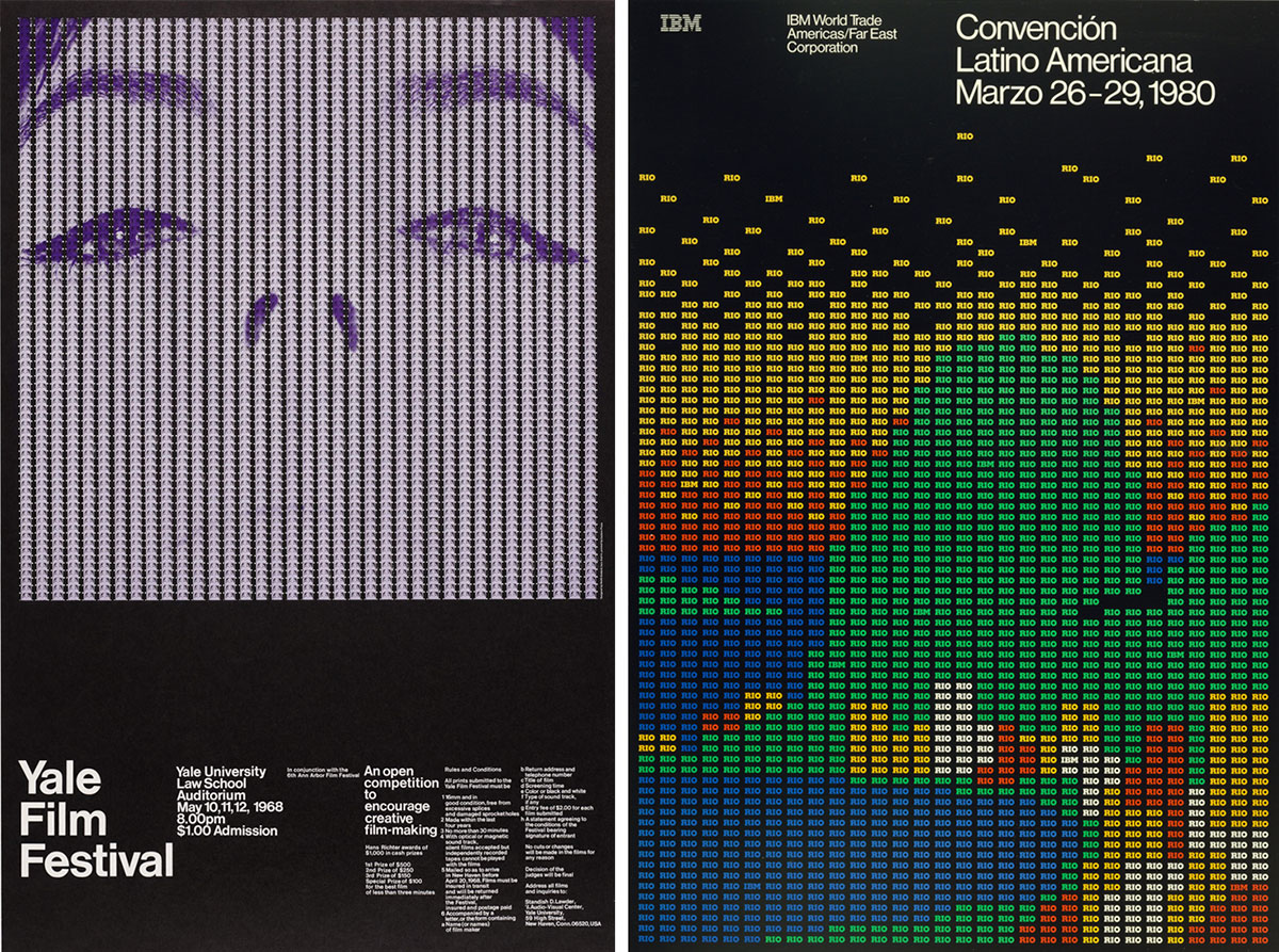keith-godard-posters-yale-film-festival-ibm-convencion-rio-index-grafik