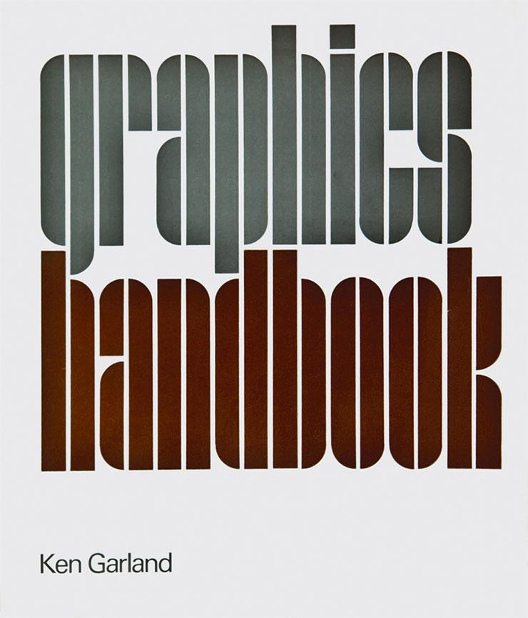 Ken-Garland-Graphics-Handbook-livre-1966