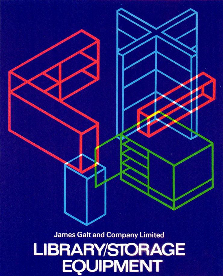 Ken-Garland-library-storage-affiche
