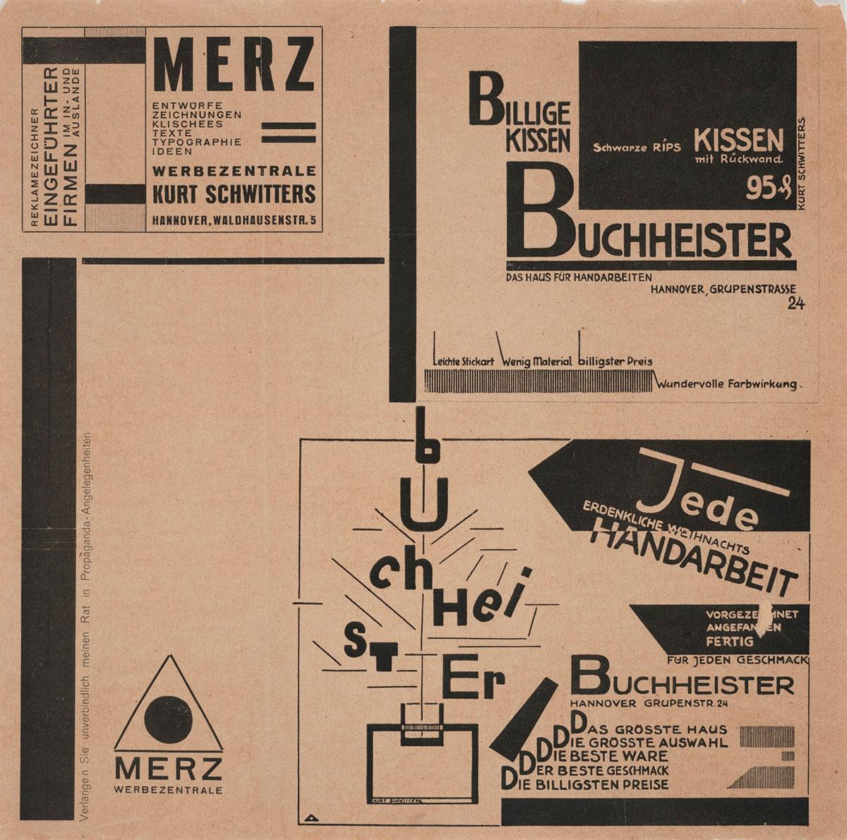 Kurt-Schwitters-Merz-1926-27