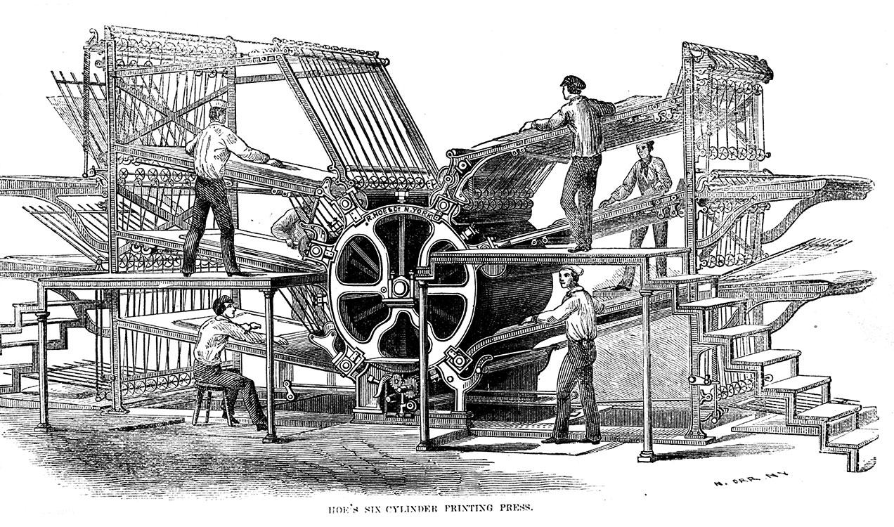 La fabrication d'un livre – Archives INA