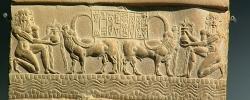 Le sceau cylindre d'Ibni Sharrum – l'original et ses images
