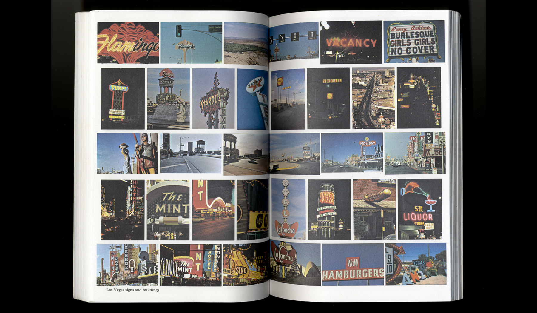 Learning from Las Vegas – Robert Venturi, Denise Scott Brown et Steven Izenour