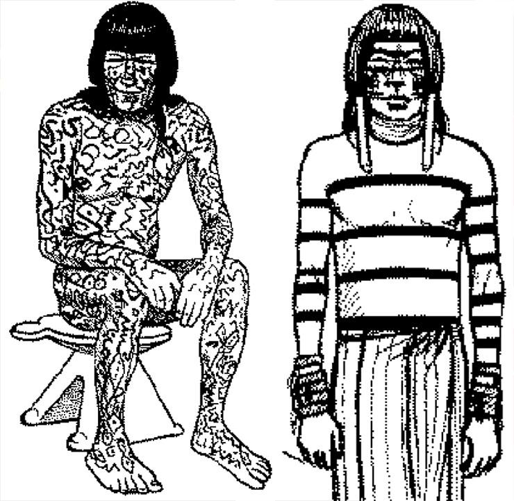 Les-masques-de-la-memoire-Anne-Christine-Taylor-indien-jivaro-peinture-corporelles-image-04