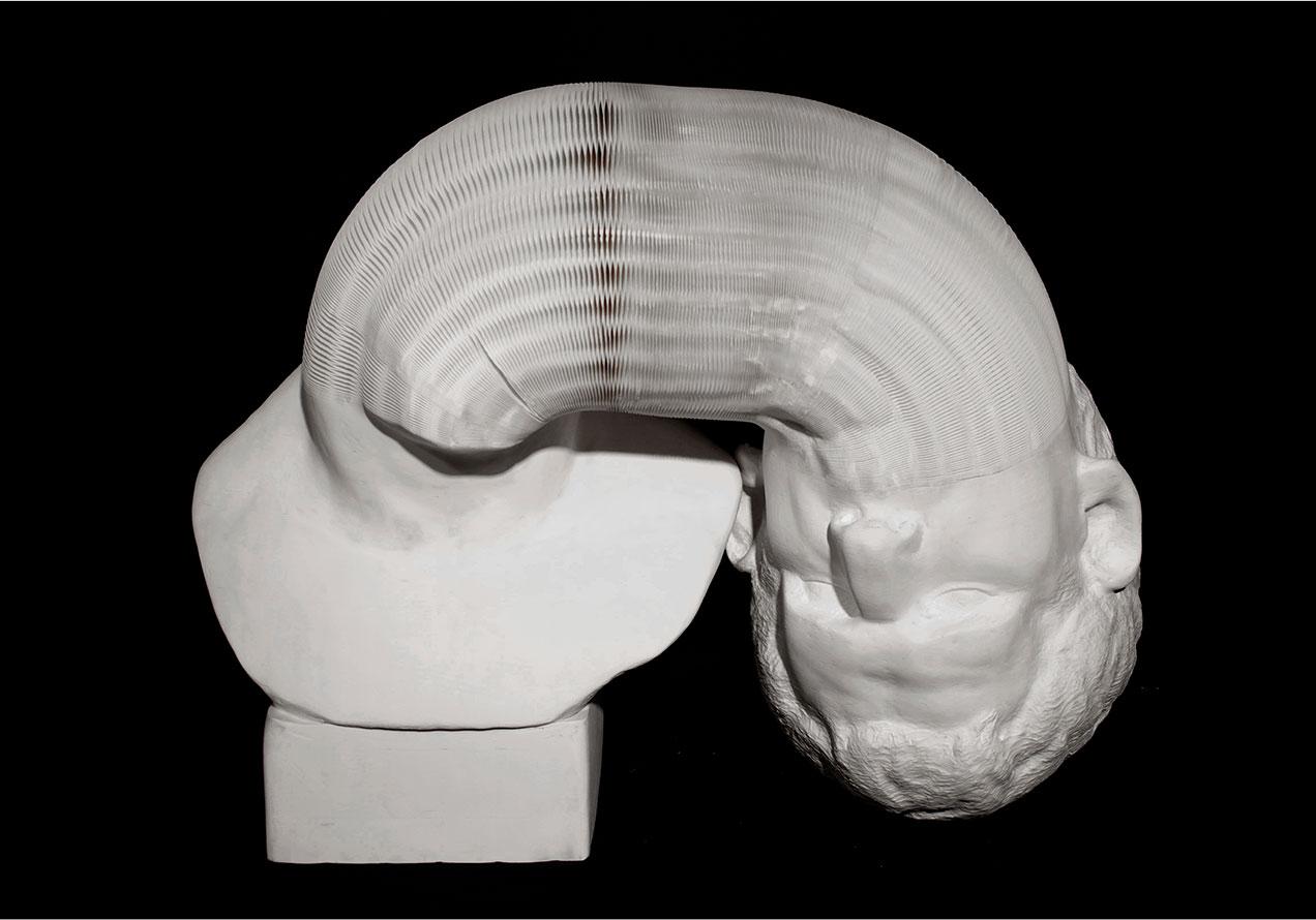 Li-HongBo – Sculptures de papier