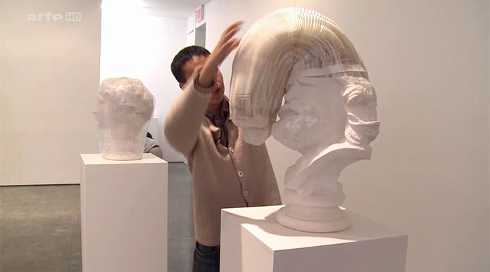 Li-HongBo-sculpture-papier-tracks-buste04