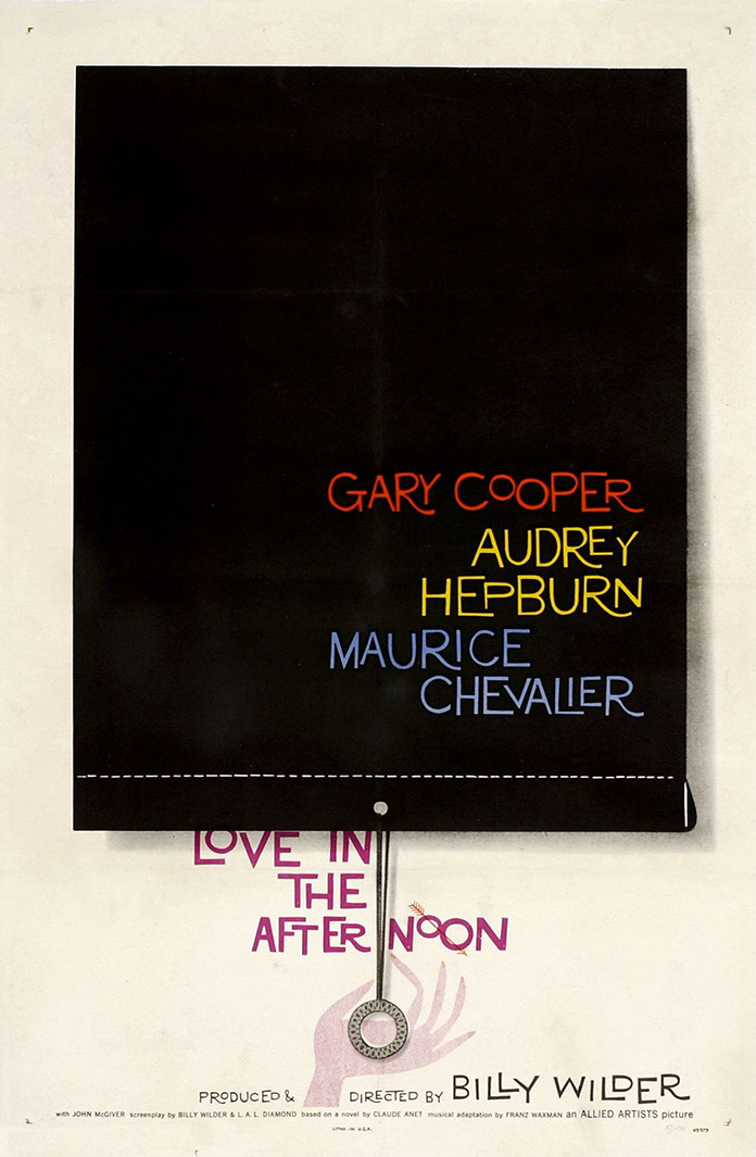 Love_in_the_afternoon_(1957)_affiche_saul_bass