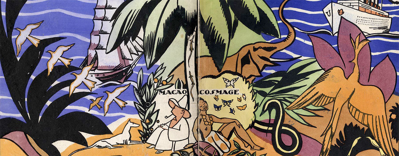 Macao et Cosmage – Edy-Legrand, 1919