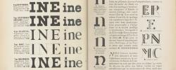 Manuel français de typographie moderne – Francis Thibaudeau, 1924