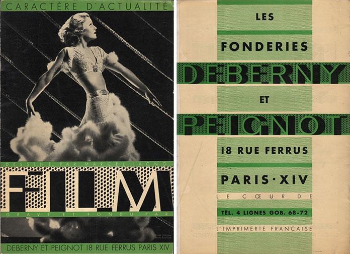 Marcel-Jacno-typographie-Le-Film-Deberny-et-Peignot-1934