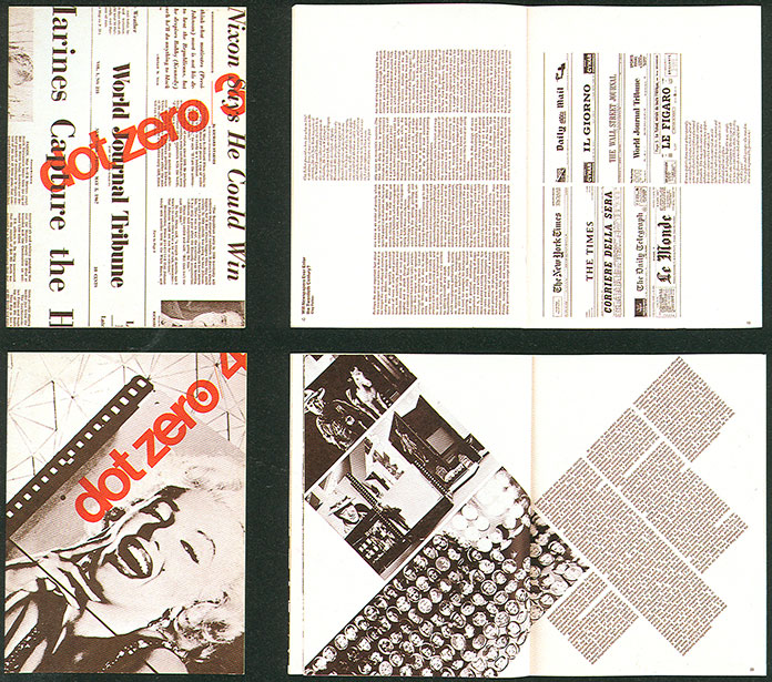 Massimo-Vignelli-Dot-Zero-New-York-1966-1967