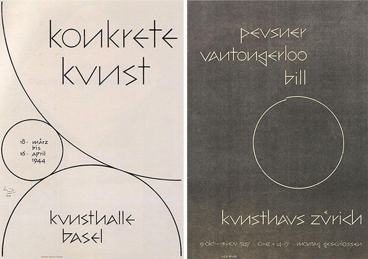 Max-Bill-affiches-Konkrete-kunst-1944