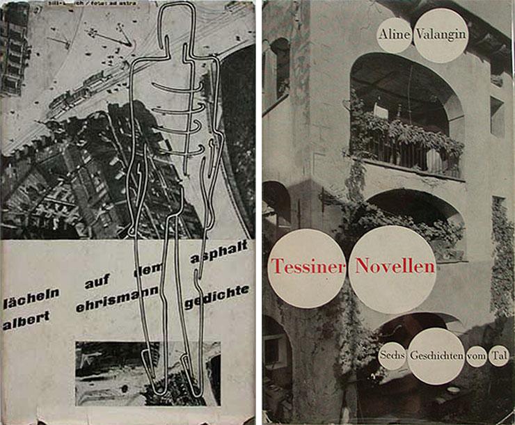 Max-Bill-ouvrages-lacheln-auf-dem-asphalt-1930-tessiner-novellen-1939