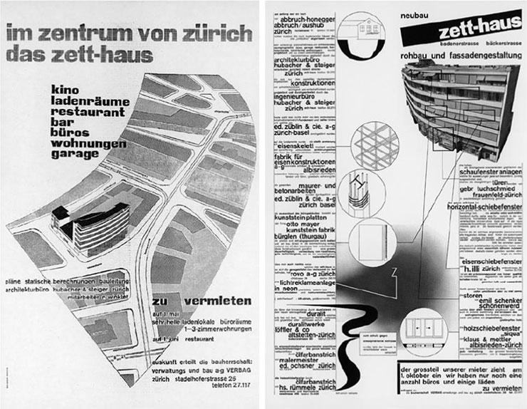 Max-Bill-publicite-complexe-logement-zurich-Z-Haus-1928