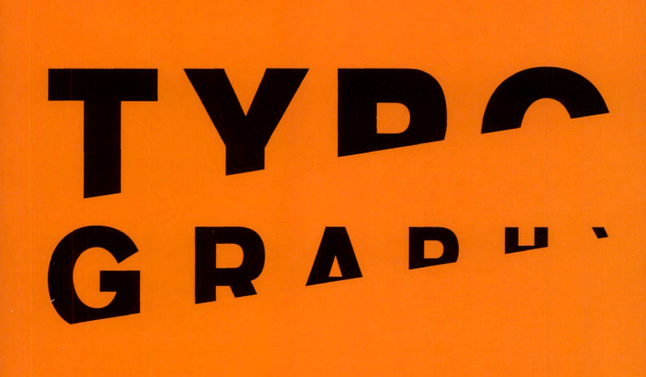 My way to typography – Wolfgang Weingart