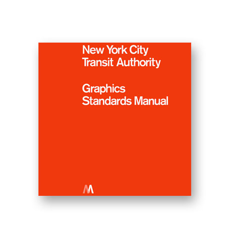 New-York-City-Transit-Authority-Graphics-Standards-Manual---Unimark-International-1970-bibliotheque-index-grafik